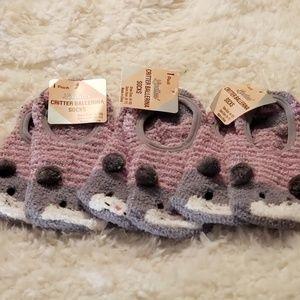 Women ballerina socks